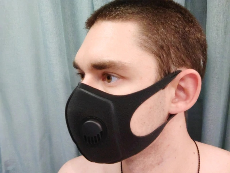 Country Security Equipment - Oxybreath Pro Mask