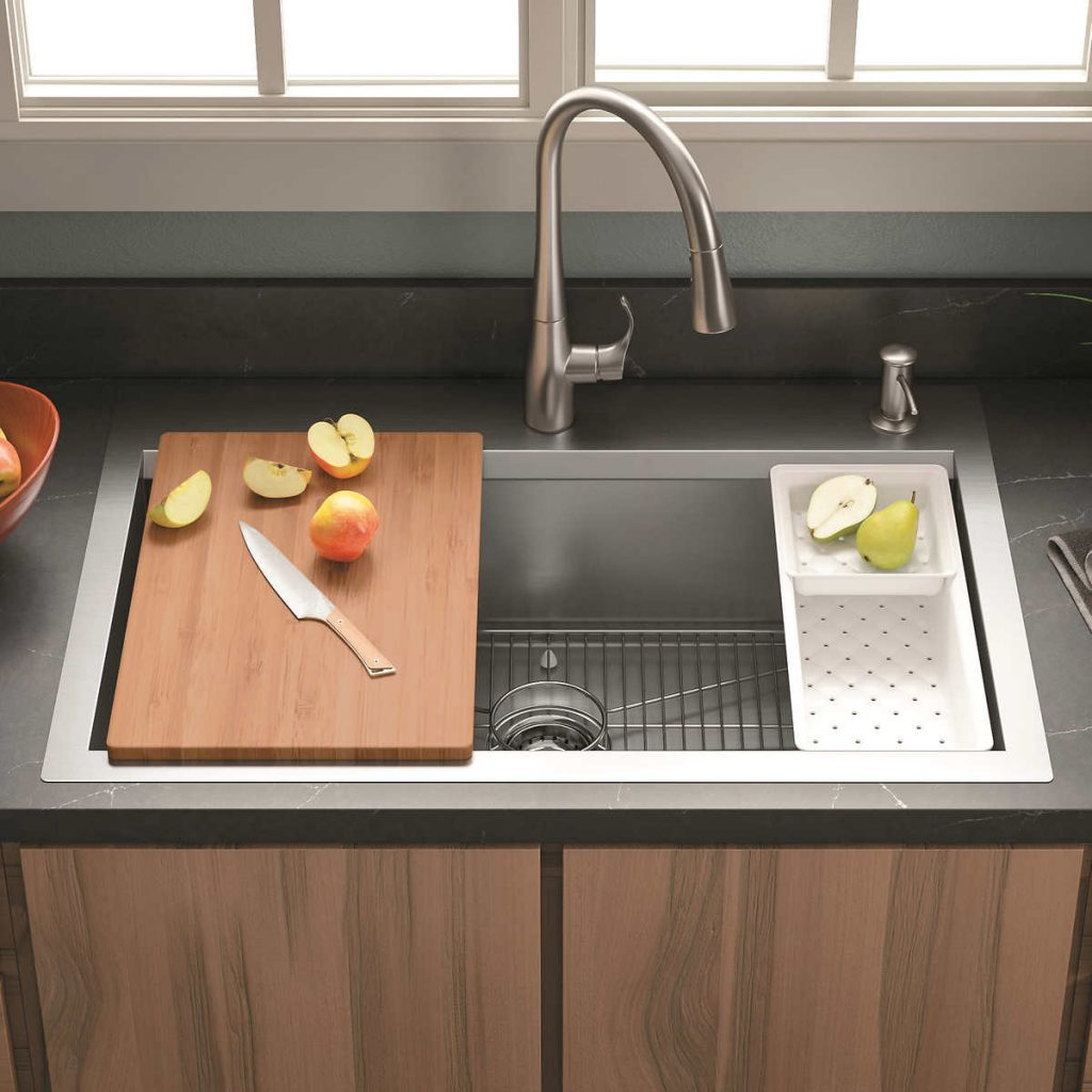 Tips in Selecting the Right Kitchen Sinks